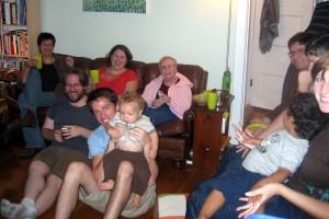 Watching the debates