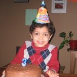 Ayrie's 3rd Birthday